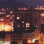Binghamton at Night